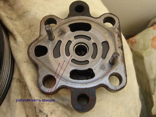 Инструкция гур ремонта пошаговая газ-3110