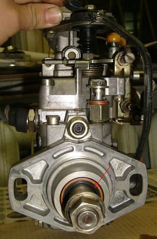 Ремонт дизельного ТНВД Bosch распределительного типа