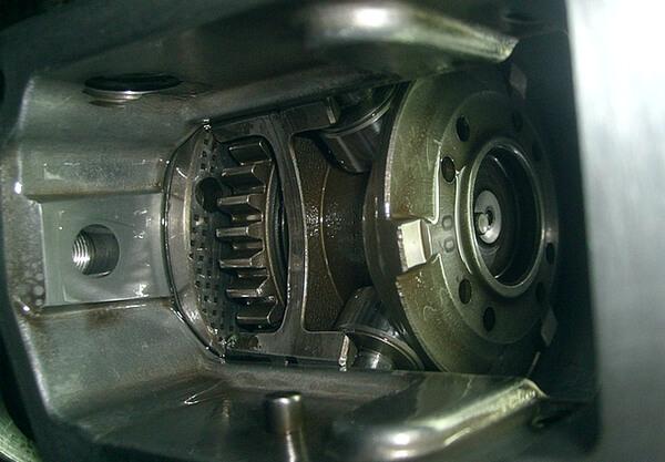 Кулачковый диск ТНВД