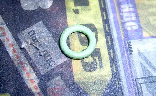 Резиновое кольцо оси рычага управления