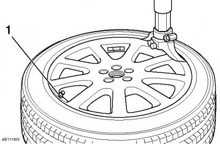 Установка шины БМВ E53