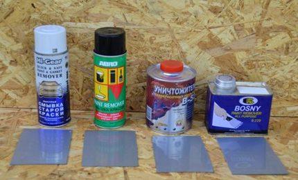 Купить средство для снятия старой краски с бетона механизмы производства бетонных смесей