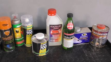 Купить средство для снятия старой краски с бетона машинная штукатурка цементным раствором