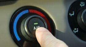 Ошибки при использовании кондиционера в автомобиле