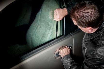 Сел аккумулятор, как открыть машину