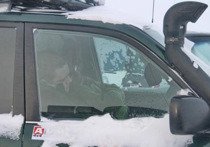 Утепление автомобиля