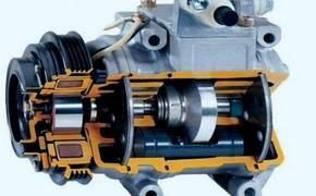 компрессор кондиционера авто
