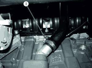 Датчик детонации на двигателях 21126, 11194