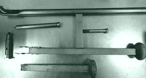 Набор инструмента для ремонта ТНВД с регуляторами RQV…K