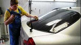 Как правильно клеить тонировку на машину переднее боковые и заднее стекло