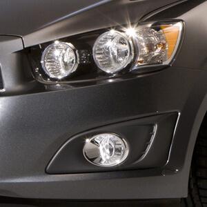 Замена ламп в Chevrolet Aveo T300