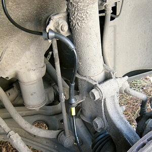 Замена амортизатора Chevrolet Aveo T300
