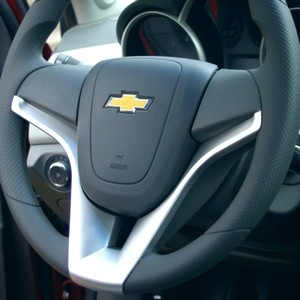 Замена руля Chevrolet Aveo T300