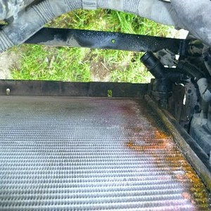 Замена радиатора Volkswagen Passat B6