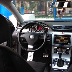 Замена руля на Volkswagen Passat B6