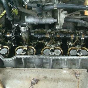 тойота калдина проверка реле свечей накаливания двигатель 7а фе