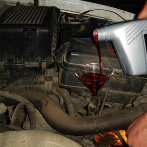 Замена масла в АКПП Toyota Corona/Caldina