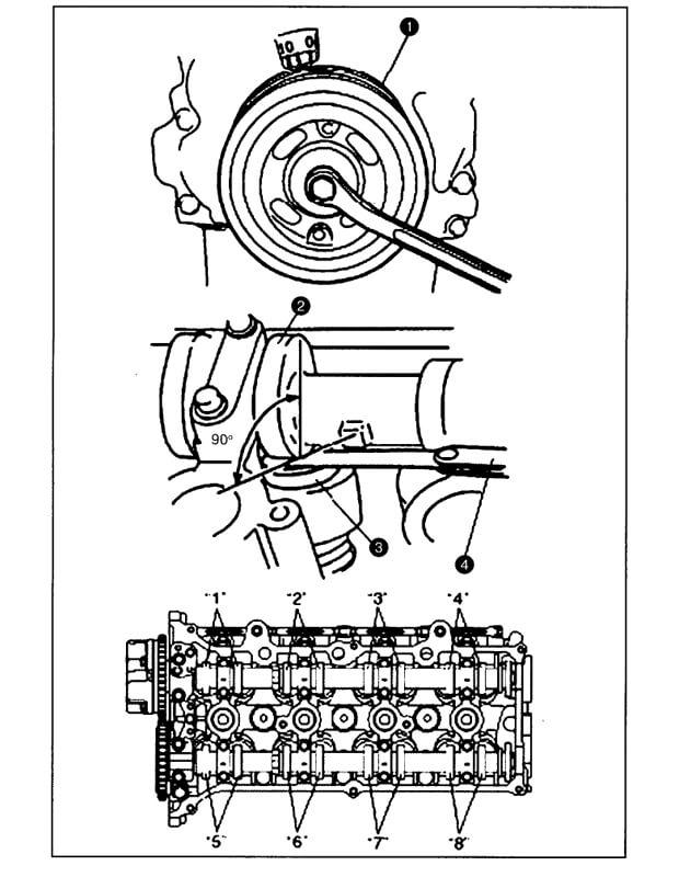 Регулировка клапанов сузуки гранд витара 20 своими руками 45