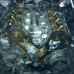 Замена цепи ГРМ Suzuki Grand Vitara