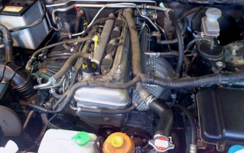 двигатель J20A на Suzuki Grand Vitara