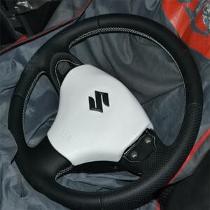 Замена рулевого колеса на Suzuki Grand Vitara