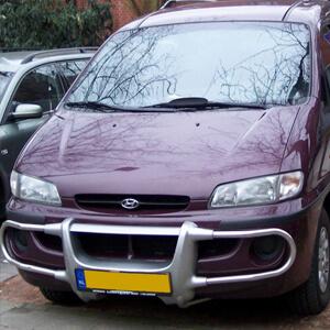 Регулировка фар Hyundai H-1