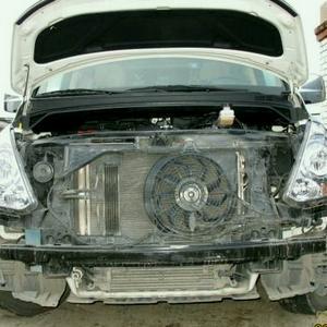 Замена бампера Hyundai Starex (H-1)