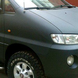 Замена крыла на Hyundai Starex (H-1)