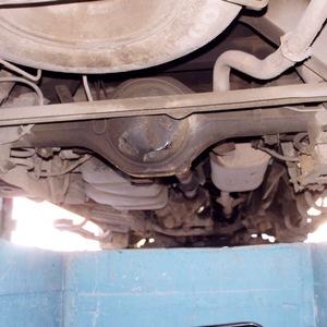 Замена масла в раздаточной коробке Hyundai H-1