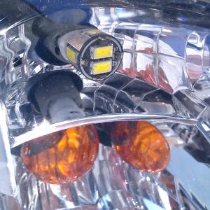 Замена ламп на Mazda Verisa