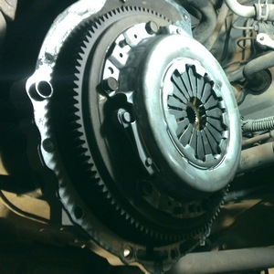 Замена сцепления на Mazda 2