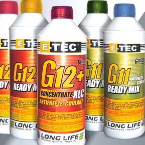 Антифриза G12