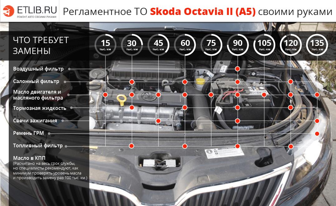 Skoda Octavia II A5