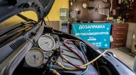 Как происходит заправка кондиционера машины - почему автокондиционер плохо работает