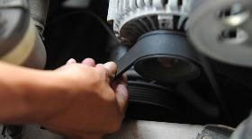 Ремень генератора ВАЗ 2106 размеры замена натяжение