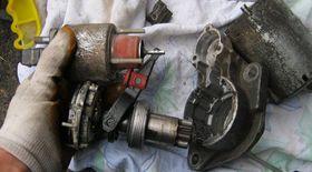Выбор и ремонт стартера Ока своими руками от чего подходит почему авто не заводится узел не крутит