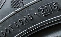 маркировка шин год выпуска