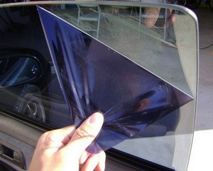 снятие тонировки со стекла автомобиля