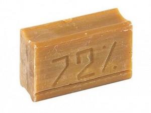 хозяйственное мыло для чернения резины
