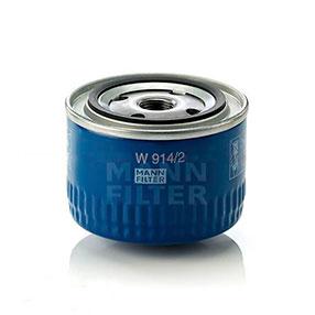 Масляный фильтр Mann W914 / 2