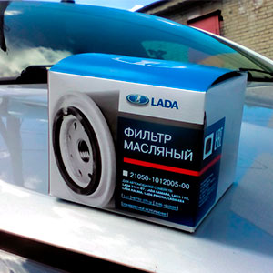 Масляный фильтр LADA 2108-01012005-08