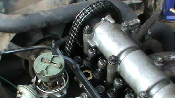 регулировка клапанов ВАЗ 2101