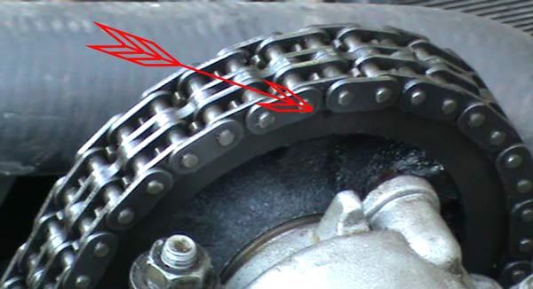 Установка двигателя ВАЗ 2101