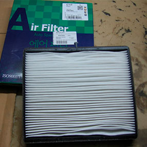 chevrolet lacetti салонный фильтр