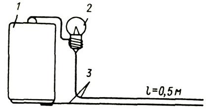 регулировка зажигания с использованием лампочки