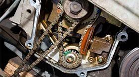 Замена натяжителя цепи ниссан кашкай j11 Ремонт на стапели ford