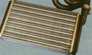 Замена радиатора печки ваз 2109
