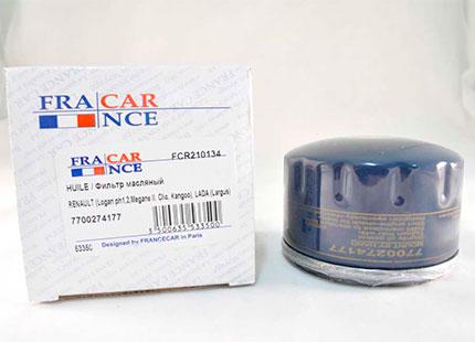 Масляный фильтр Francecar FCR210134