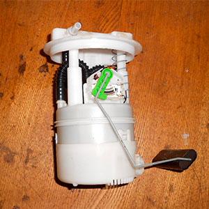 фильтр топливный ford focus 2 сменный картридж