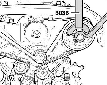73 Audi A6 25 Tdi V6 T Belt High Pressure Fuel Pump Belt Replacement